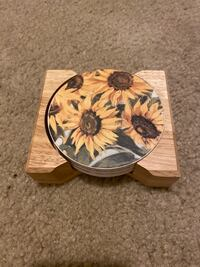Sunflower Coasters Laurel, 20724