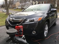 Car detailing at your locate    Wash/vacuum/wax/clay bar  remove some minor Scratch Fairfax