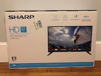 "Sharp 32"" Smart TV (New in Box) Ashburn"