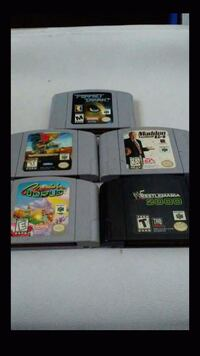 N64 games Chicago, 60638