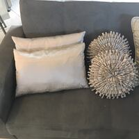 Decrotive Pillows - great for bed / sofa Burnaby, V5B 4H8