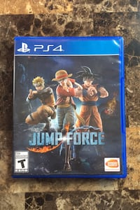 PS4 Jump Force Playstation 4