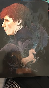Fantastic beasts and where to find them limited edition print