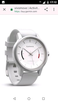 Garmin Vivomove Smart watch Vancouver, V5R