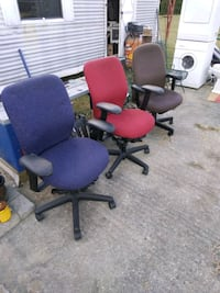 office chairs have 2 left take 65 for pair Kilmarnock, 22482