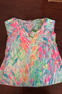 Lilly Pulitzer Top Herndon, 20171