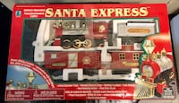 Santa Express Train London, N6E 1G2