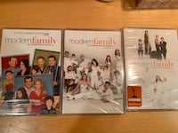 Complete Modern Family Season 1-3 DVD Collection