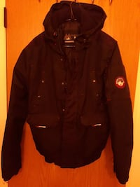 Mountin Ridge Bomber Winter Coat