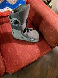 After surgery Air Boot