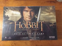 NIB - The hobbit an unexpected journey deck building game Waterloo, N2T 0A3