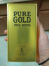 Pure Gold Pour Homme Paco Rabanne