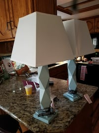 Set of lamps $35.00