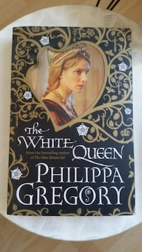 The White Queen - Philippa Gregory Şemikler, 35560