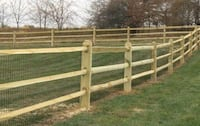 Building & Repair fence Sterling