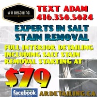 Car detailing - we come to you  Richmond Hill