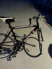 black and red road bike schwin 14 speed San Jose, 95112