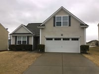 HOUSE For Rent 3BR 1.5BA North Carolina