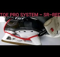 """NEW"" Toe Pro System (Goalie Gear)"
