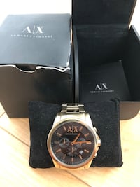 Armani Exchange Watch | Used | Good condition | With box