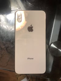 256gb UNLOCKED IPHONE X MAX (READ DESCRIPTION) 34 mi