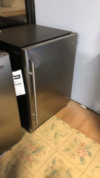 Brand new Stainless steel built in refrigerator with warranty