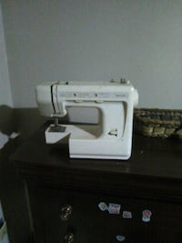 white and gray electric sewing machine Batavia, 45103