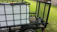 black and gray utility trailer Greenville, 29607