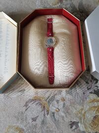 Swatch Roi Soleil GZ127 Watch Limited Edition 1993 Christmas Boxed Toronto