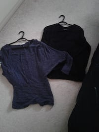 2 ladies sweaters  REDUCED