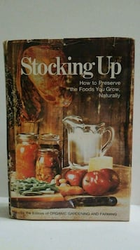 Stocking Up How To Preserve The Foods You Grow, Naturally Shreveport, 71104