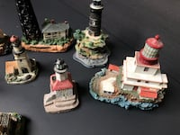 Lighthouse collection - Lot of 10 PIKESVILLE