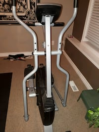 Elipitical Cross Trainer with Digital Display