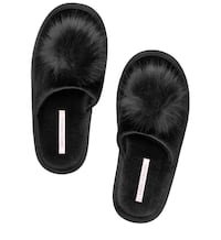 Victoria's Secret Pom Pom slippers Stafford, 22556