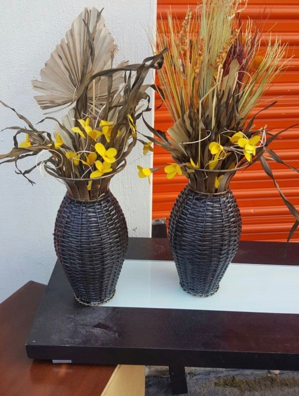 Used black and brown flower arrangement for sale in sandy springs black and brown flower arrangement mightylinksfo