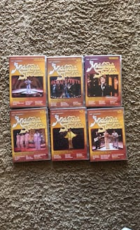 Night special DVDs