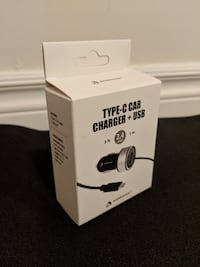 Adreama Type C car charger USB