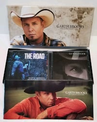 Garth Brooks The Ultimate Collection 10 Disc Set Franklin, 37064