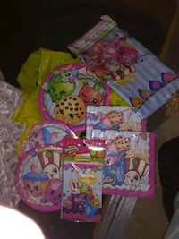 Shopkins birthday set London, N5V 3P3