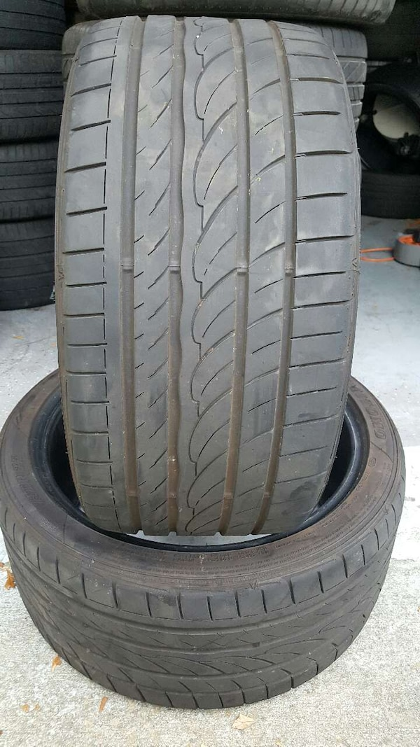 Used Tires Tampa >> Used 255 35 18 Used Tires High Quality For Sale In Tampa Letgo