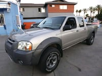 2002 Nissan Frontier XE Crew Cab V6 Lynwood