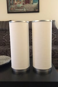 Table lamps set of 2 Coquitlam, V3B 4R9
