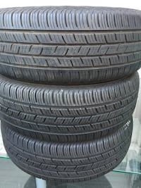3 tires and good condition aII season and size205/65/R15 Brampton, L6R 3M6