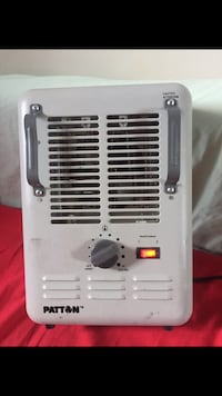 Space heater lightly used