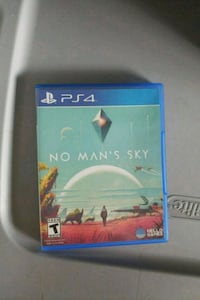 No Mans Sky PS4 (used-like new) College Park, 20740