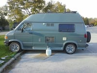 Mint 97 dodge conversion van Mississauga, L4W 4N2