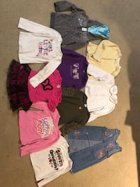 Lot of 43 size 4 and 4t.                       Oklahoma City, 73170