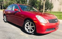 Luxury Brand for only $4300** 2006 Infiniti G35 4DR ** Takoma Park