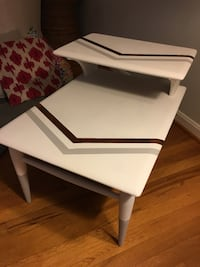 Mid Century Modern Side Table Annandale, 22003
