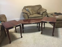 Coffee table w/ two end tables Gainesville, 20155